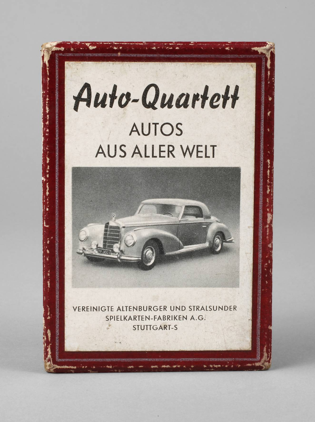 ASS Auto-Quartett
